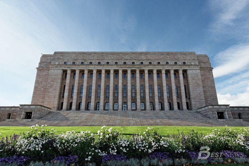 Финландын парламентын ордон